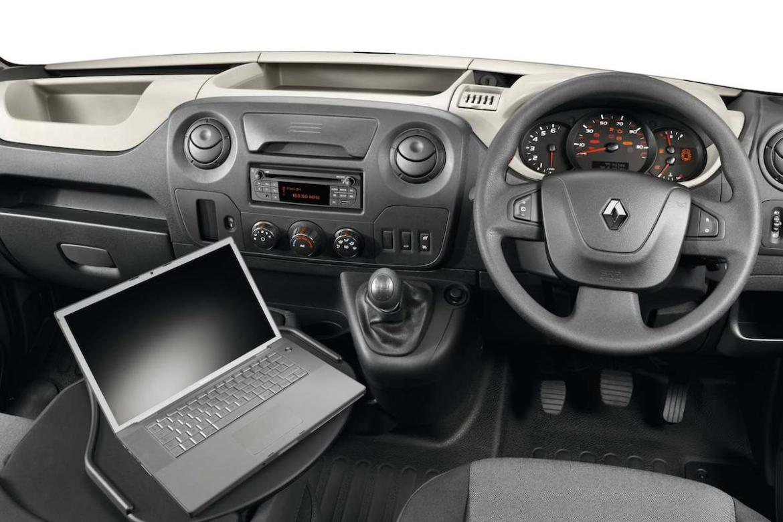 UK right hand drive renault master 2015 crew cab